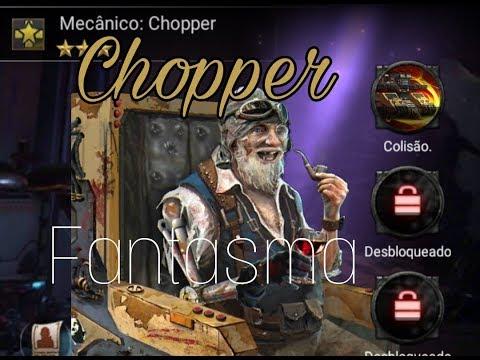 LEWZ - Mecanico Chopper