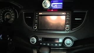 Замена салонного фильтра Хонда CR-V четвёртого поколения