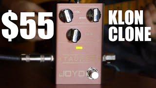 $55 Klon Clone | Joyo Tauren Overdrive