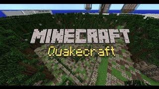 Minecraft - QuakeCraft Mini game Cracked Server: 1.9 24/7