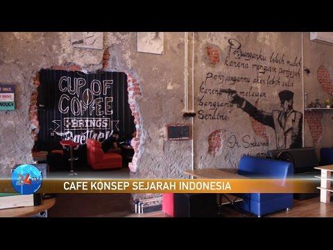 CAFE KONSEP SEJARAH INDONESIA