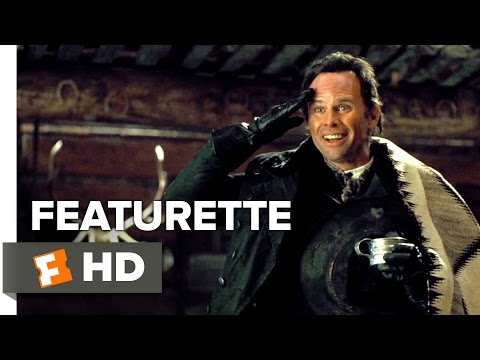 The Hateful Eight Featurette  Walton Goggins 2015  Western HD