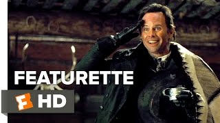 The Hateful Eight Featurette - Walton Goggins (2015) - Western HD