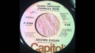 Brown Sugar I