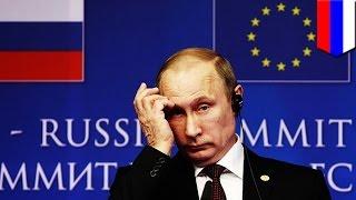 Ukraine crisis: EU extends sanctions on Russia for six months - TomoNews
