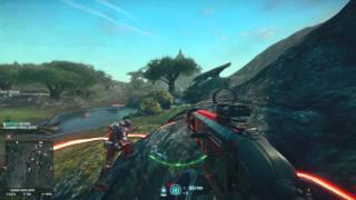 Planetside 2 Gameplay - Fortune Favors The Aggressor