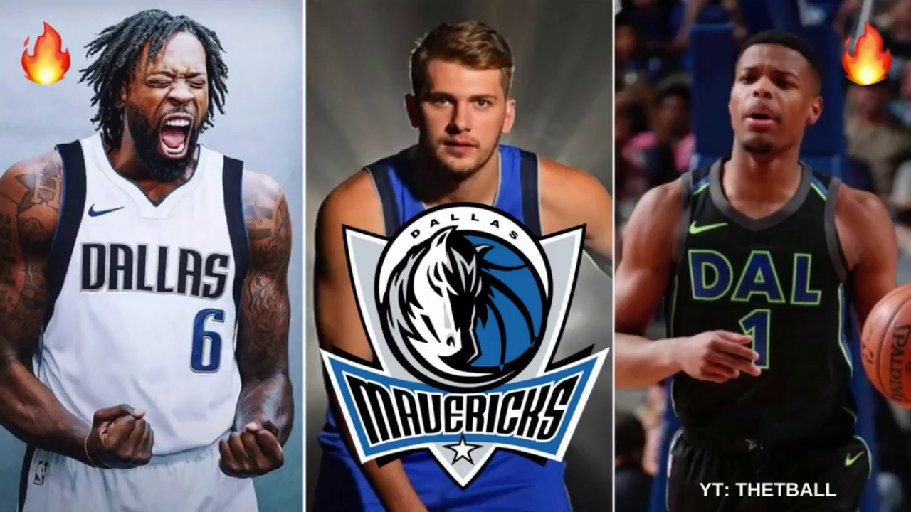 Previewing the Dallas Mavericks 2018-19 NBA Season  Predictions!  Luka  Doncic  Dirk Nowitzki Duo!