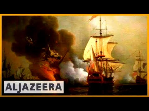 🇨🇴 Colombia blocks treasure hunters from 'holy grail of shipwrecks' | Al Jazeera English