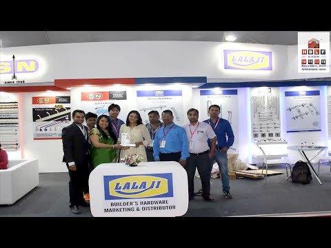 Lalaji | Lalaji Hardware Business (India), Ahmedabad | Memories of HBLF Show - 2017