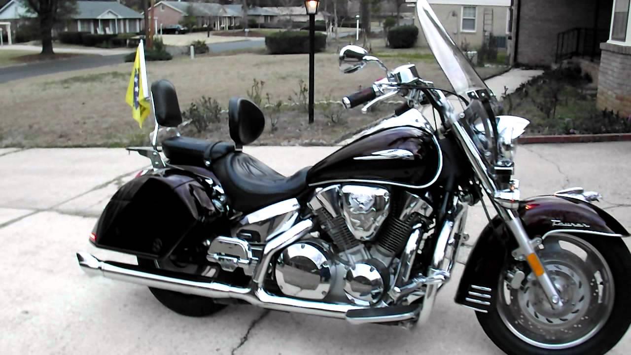 Javy S 2009 Vtx 1300t W Roadhouse Dooleys Amp Qq Bags Youtube