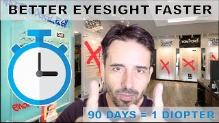 Jake Steiner: How Fast Can You Improve Your Eyesight?
