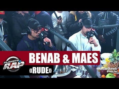 Youtube: Benab«Rude» ft Maes #PlanèteRap