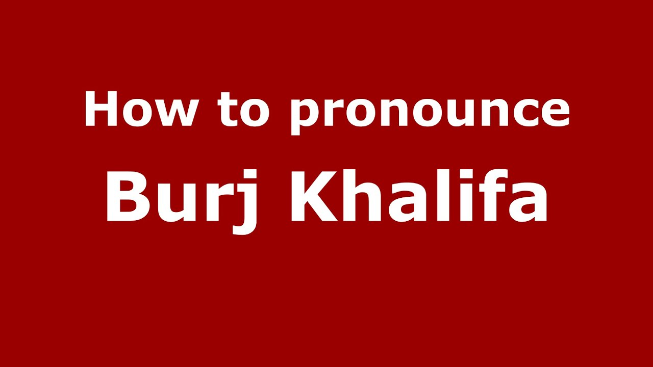 khalifa meaning in english