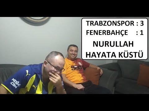 Download FANATİK TARAFTARLAR TRABZONSPOR 3 FENERBAHÇE 1 MAÇINI İZLİYOR - NURULLAHIN ZOR ANLARI SİZLERLE !!!