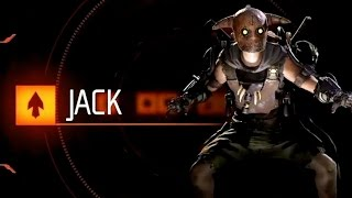 Evolve - Jack Gameplay