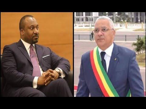 DÉTOURNEMENT DES DENIERS PUBLICS AU CONGO (CHRISTEL SASSOU ACCUSE JEAN MARC THYSTERE TCHICAYA)