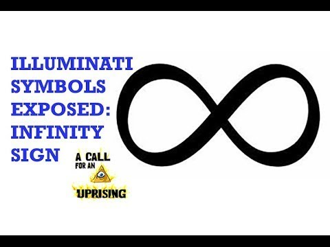 Illuminati Symbols Exposed Infinity Sign Acfau Youtube