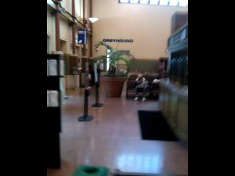 fort Worth bus station 2