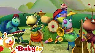 Big Bugs Band | African | BabyTV