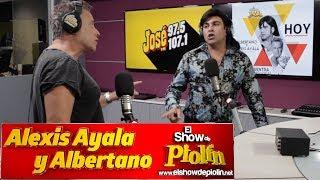 Albertano Y Alexis Ayala casi se pelean!