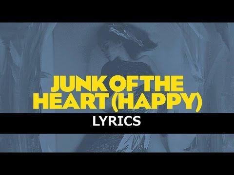 The Kooks - Junk of The Heart (Happy) - Lyrics (HD)