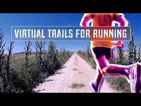 30 min Virtual Run | Treadmill Video for Running with Music 160 BPM [RUNSEEK] #02