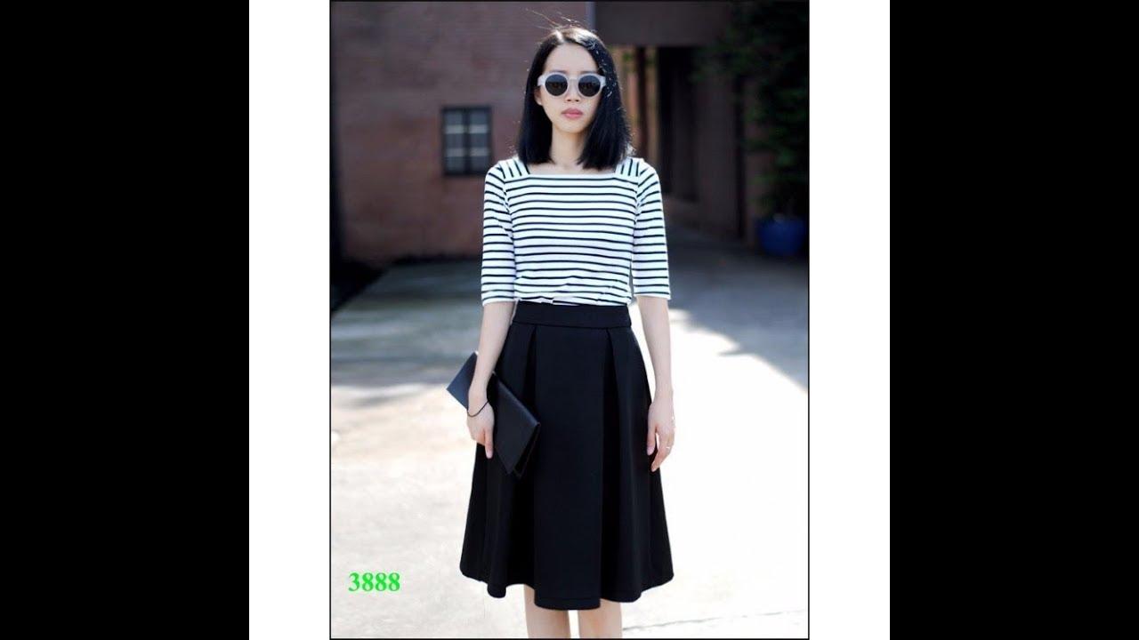 Số 12: Cách cắt chân váy xếp 2 li súp- Cuong Nguyen