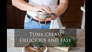Tuna cream. Delicious. Paleo. Крем из тунца. Вкусно. Полезно. #healthy #delicious #food