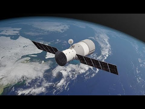 When and where will China's 'out of control' space station crash on Earth?