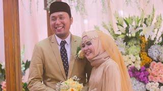 FAIRYTALE WEDDING | Essenza Nafis's Story | Konsep Resepsi Pernikahan Unik #EssenzaVLOG Eps.7