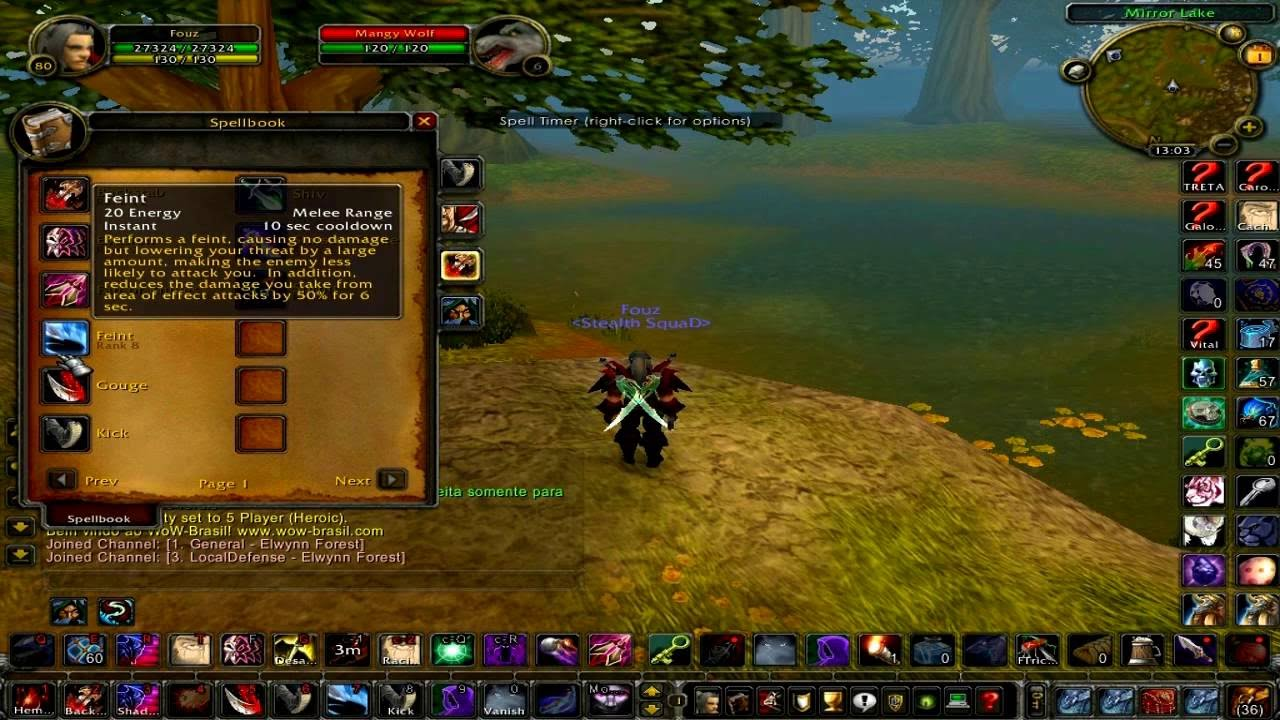 Pve assassination rogue guide, wow wotlk 3. 3. 5a gnarly guides.