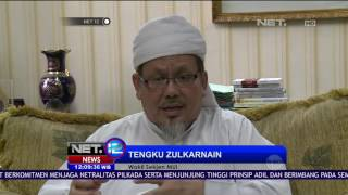 Klarifikasi Wakil Sekjen MUI Terkait Videonya Yang Mengancam Presiden - NET12