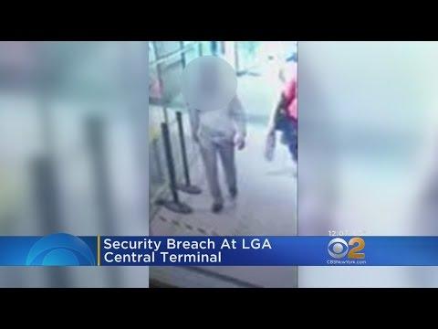Security Breach At LaGuardia Airport