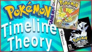 Pokémon Timeline Solved?! Pokémon Theory