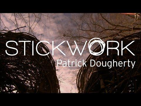 Patrick Dougherty's Stickwork