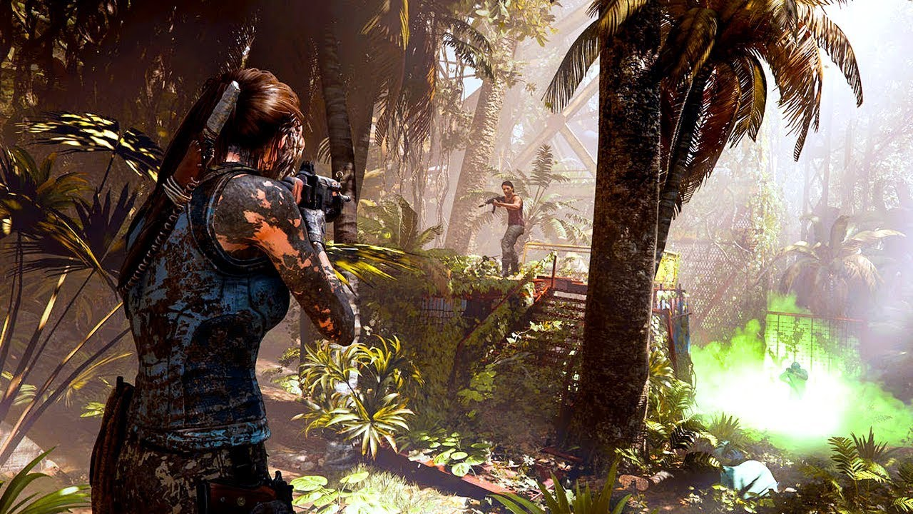 Shadow Of The Tomb Raider 84 Minutes Of Gameplay Ps4 Xbox One