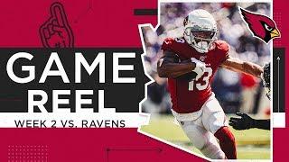 Kyler Murray & Lamar Jackson Showdown in Week 2 | Arizona Cardinals Game Reel