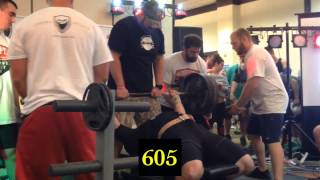 EliteFTS lifter Jo Jordan - RPS Redemption meet 2015