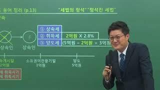 Gambar cover [박문각 공인중개사] 부동산 세법 정석진 19년 대비 기초입문강의 5