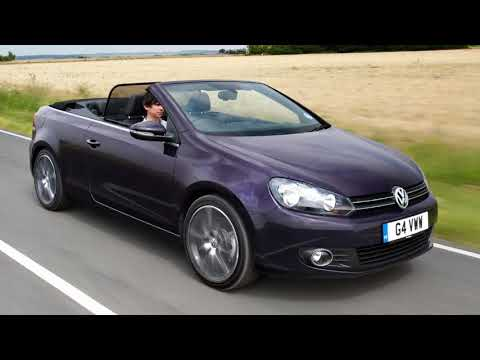Volkswagen Golf Cabriolet Review #AUTOSPEED