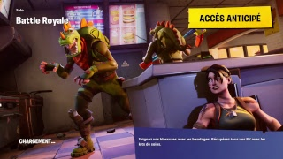 (LIVE) [FR] [FORTNITE] [PS4-PC-XBOX] NEW SKIN FORTNITE!205 TOP1