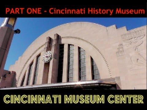 cincinnati museum center part 1 - Cincinnati History Museum