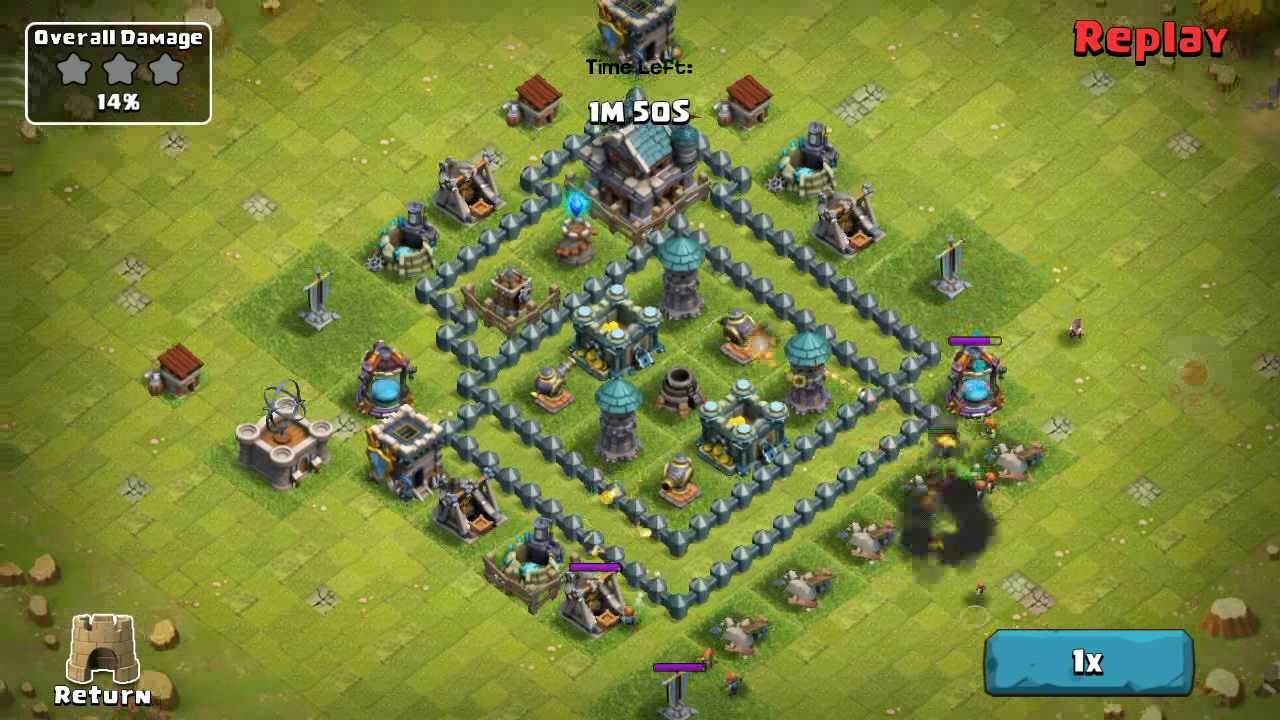 Death box brute defense th5 youtube