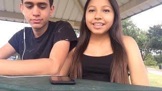 teen parents qa with boyfriend