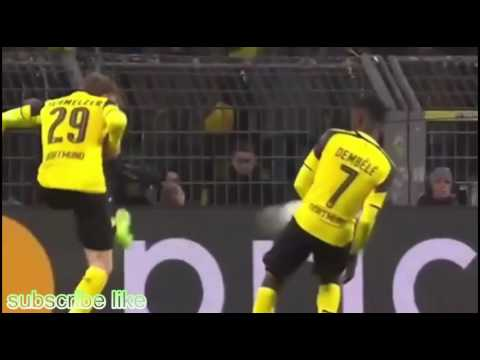 Download Pierre Emerick Aubameyang 2ND GOAL Borussia Dortmund Vs Benfica (UEFA Champions league)