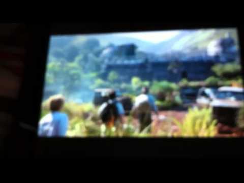 Jurassic Park 3 trailer