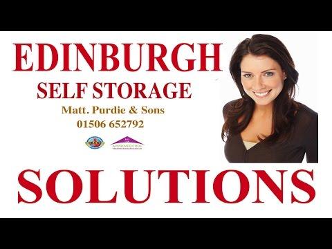 review matt purdie sons storage edinburgh self. Black Bedroom Furniture Sets. Home Design Ideas