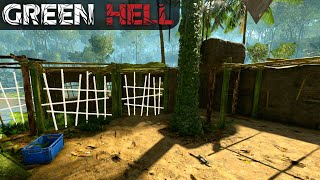 This Base is Getting HUGE! | Green Hell Gameplay | E19