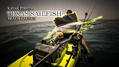 Kayak Fishing: 7-FOOT Texas Sailfish | Corpus Christi, Texas