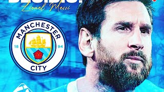 This is why MESSI DECIDED to LEAVE BARCELONA! It's OFFICIAL! Lionel leaving Camp Nou for Man City?